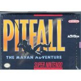 Pitfall: The Mayan Adventure (Super Nintendo)